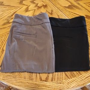2 pair of Dress Pants